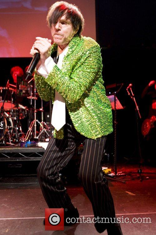 Russell Mael of Sparks performs 'Angst in my...