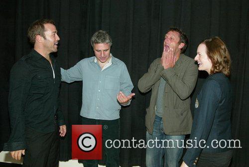 Jeremy Piven, Neil Pepe, Raul Esparza, Elisabeth Moss...