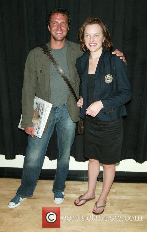 Raul Esparza and Elisabeth Moss 5