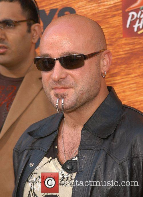 David Draiman Of Disturbed 5