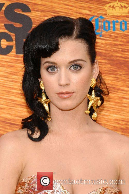 Katy Perry Spike TV's 2nd Annual 'Guy's Choice'...
