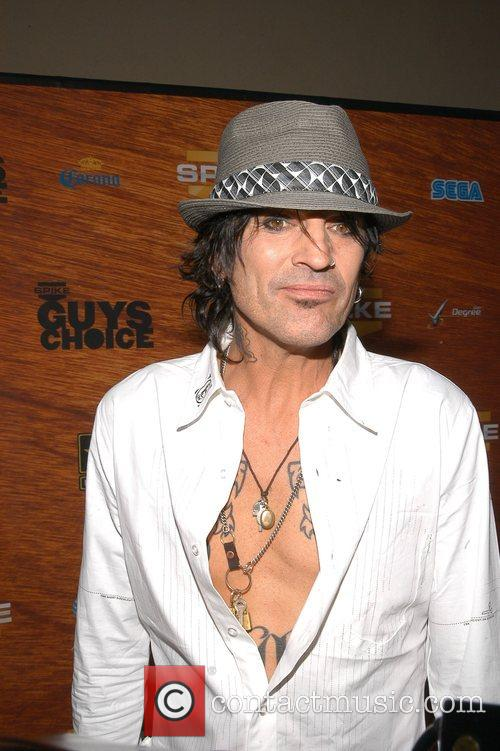 Tommy Lee Spike TV's 2nd Annual 'Guy's Choice'...