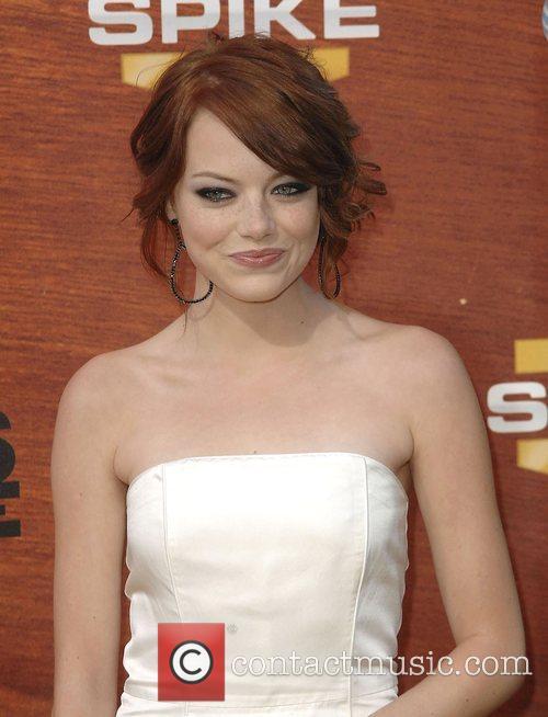 Emma Stone Spike TV's 2nd Annual 'Guys Choice'...