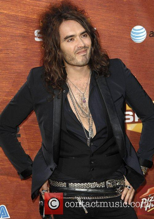 Russell Brand Spike TV's 2nd Annual 'Guys Choice'...