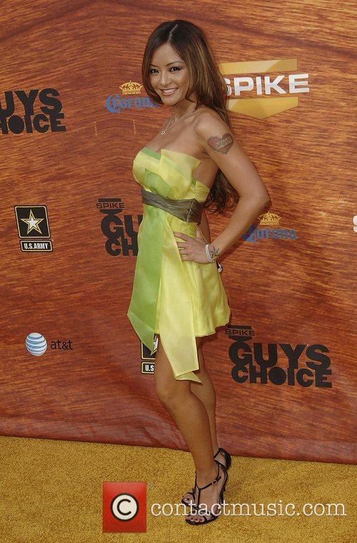 Tila Tequlia Spike TV's 2nd Annual 'Guys Choice'...