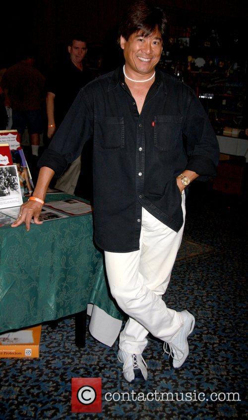 Brian Tochi, Las Vegas, Star Trek and Star Trek Convention 2