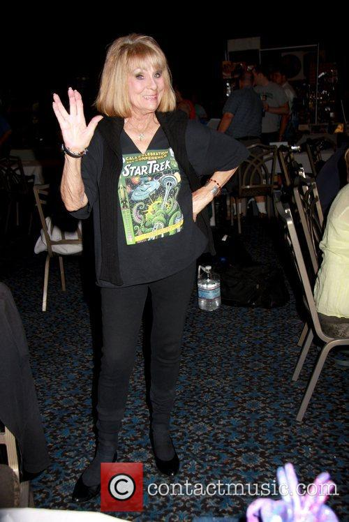 Grace Lee Whitney, Las Vegas, Star Trek and Star Trek Convention 1