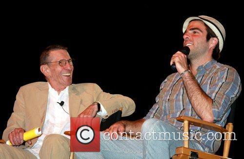 Leonard Nimoy, Las Vegas, Star Trek and Star Trek Convention 2