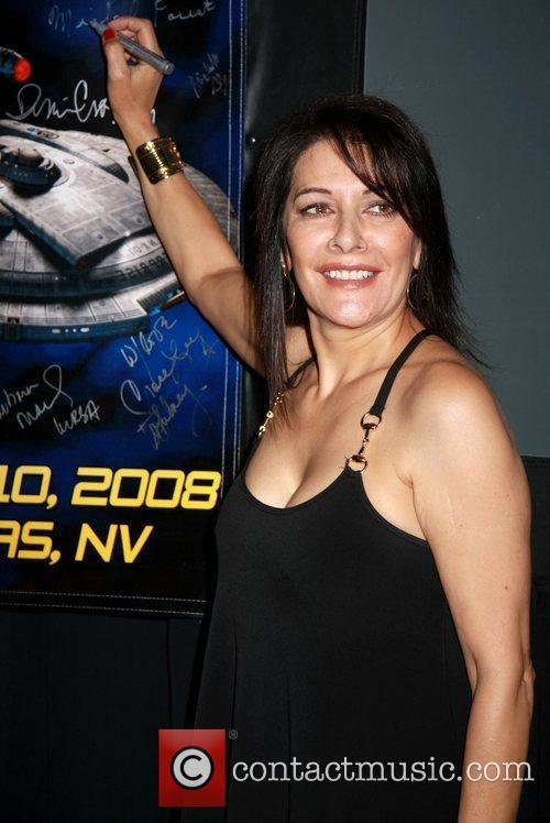 Marina Sirtis, Las Vegas, Star Trek, Star Trek Convention