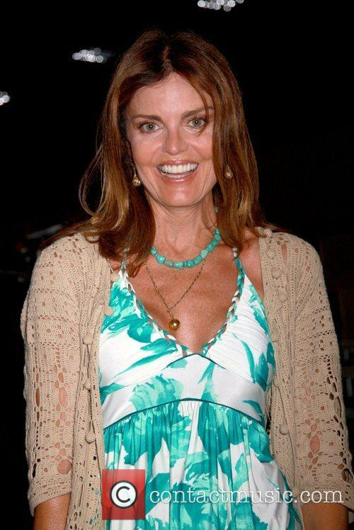 Tracy Scoggins at the official 2008 Star Trek...