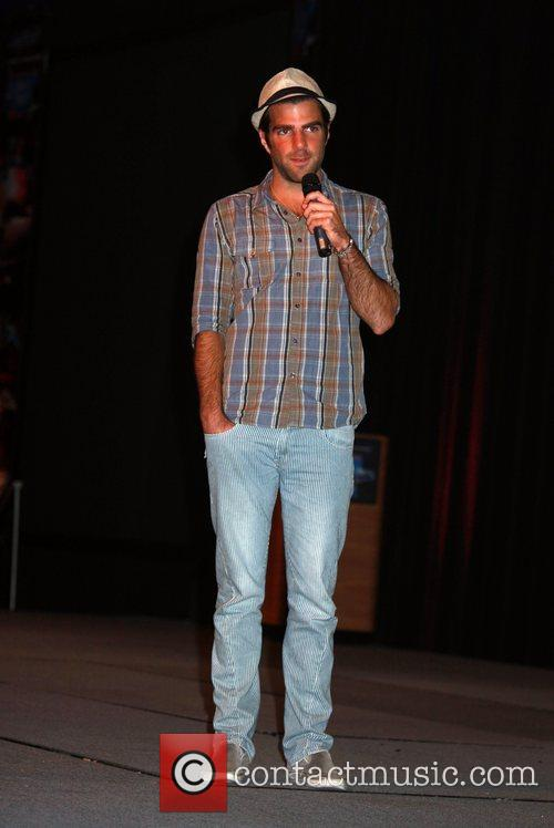 Zachary Quinto, Las Vegas, Star Trek and Star Trek Convention 3