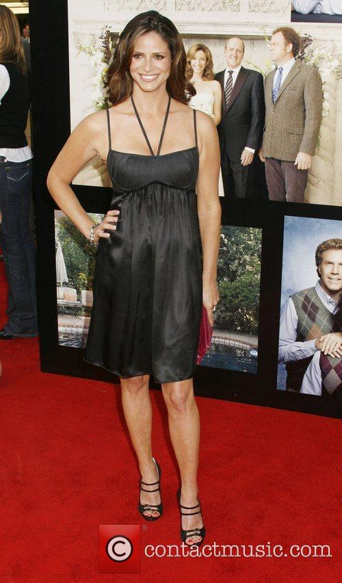 Andrea Savage Step Brothers Premiere- Arrivals held at...