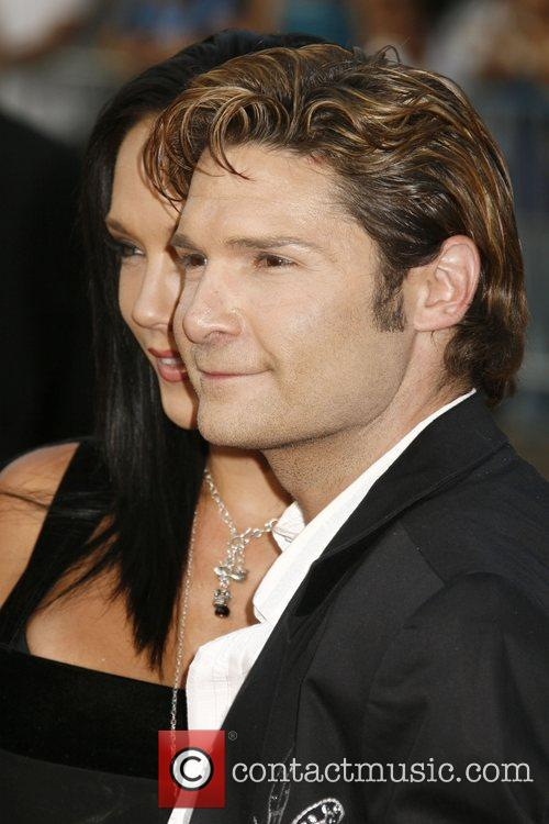 Corey Feldman Step Brothers Premiere- Arrivals held at...