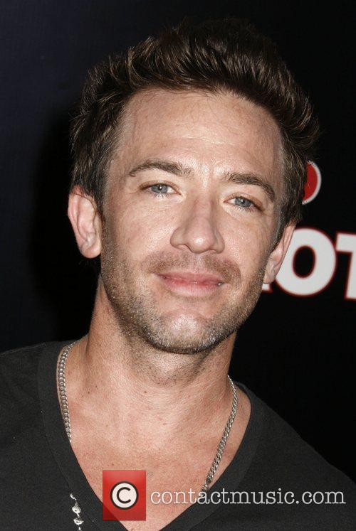 David Faustino Step Brothers Premiere- Arrivals held at...