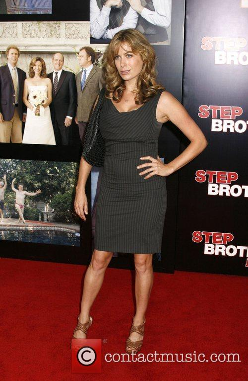 Sonya Walger Step Brothers Premiere- Arrivals held at...