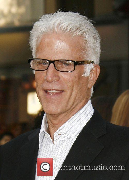 Ted Danson Step Brothers Premiere- Arrivals held at...