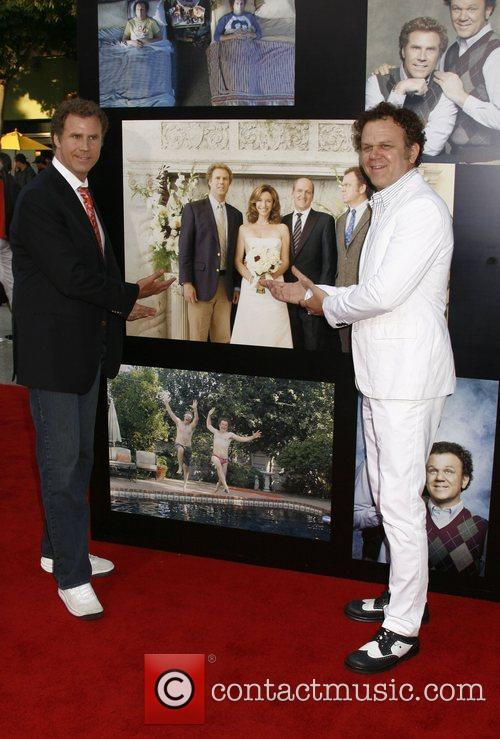 Will Ferrell and John C. Reilly 8