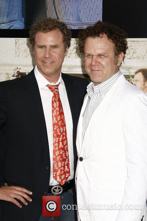Will Ferrell and John C. Reilly 4