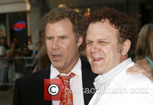 Will Ferrell and John C. Reilly 6