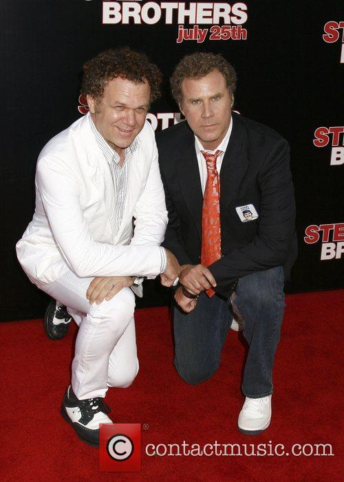 Will Ferrell and John C. Reilly 9