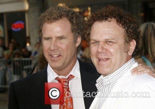 Will Ferrell and John C. Reilly 11