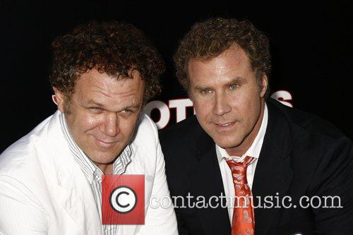 Will Ferrell and John C. Reilly 7