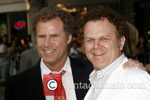 Will Ferrell and John C. Reilly 10