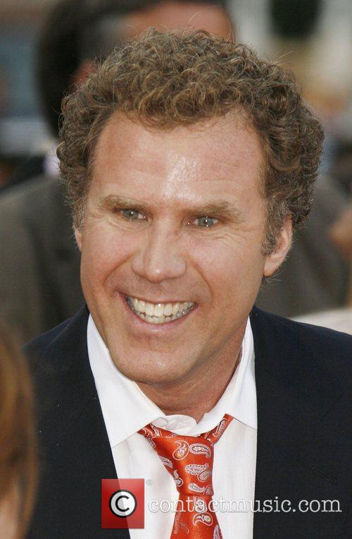 Will Ferrell Step Brothers Premiere- Arrivals held at...