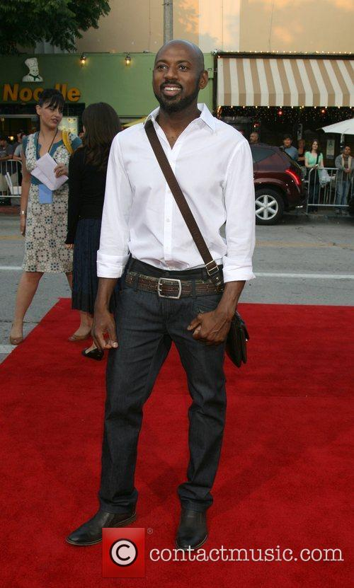 Romany Malco Step Brothers Premiere- Arrivals held at...