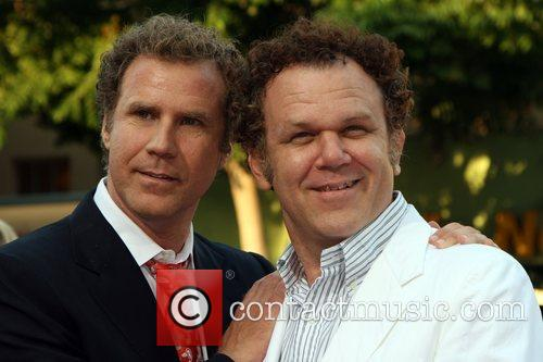 Will Ferrell and John C. Reilly 1
