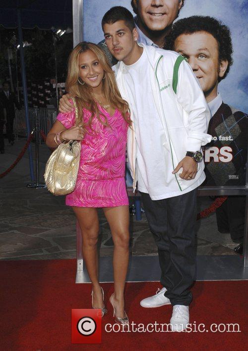 Adrienne Bailon and Robert Kardashian 2