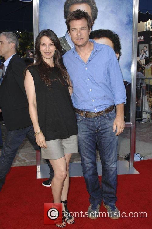 Jason Bateman and Amanda Anka 7