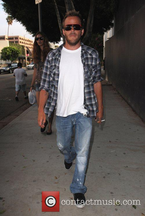 Stephen Dorff and His Girlfriend 9