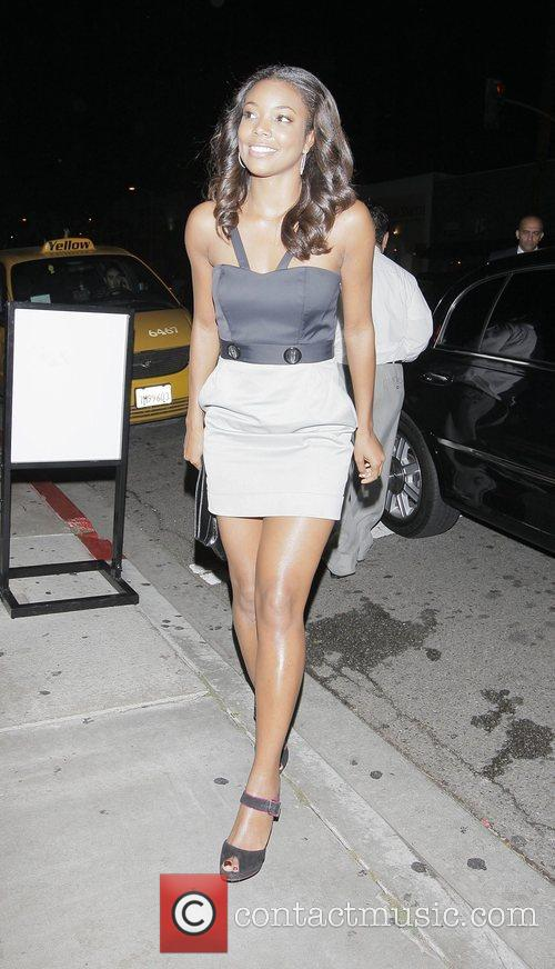 Leaving STK restaurant