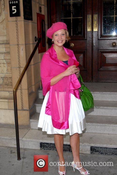 Lucinda Ledger Strictly Gershwin - VIP drinks reception...