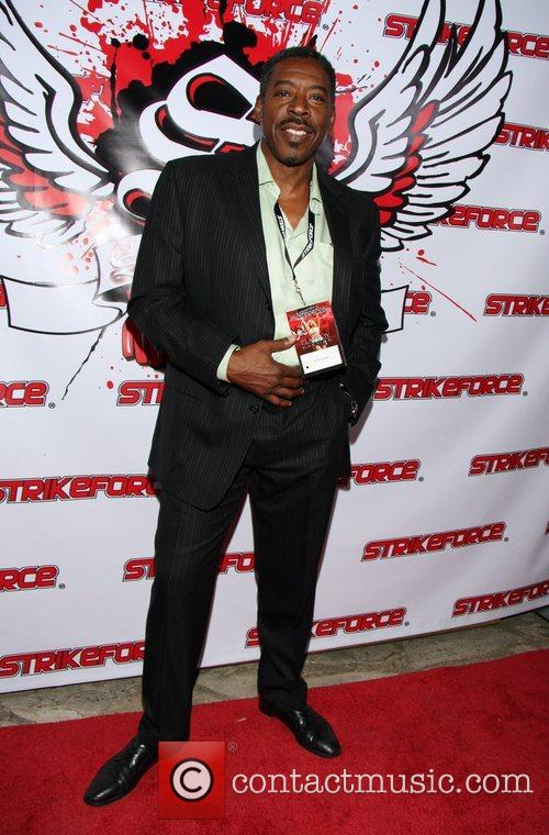 Ernie Hudson Strikeforce at the Mansion II at...