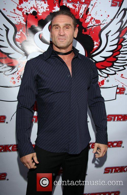 Ken Shamrock Strikeforce at the Mansion II at...