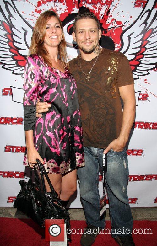 Natasha Sobral and Renato 'Babalu' Sobral Strikeforce at...
