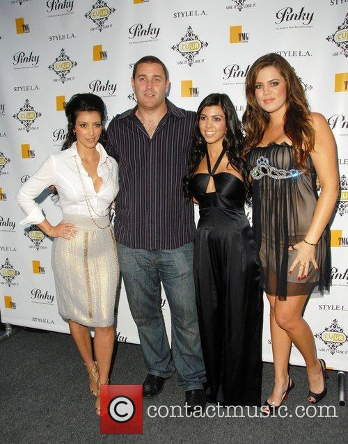 Kim Kardashian, Kourtney Kardashian and Khloe Kardashian TMG...