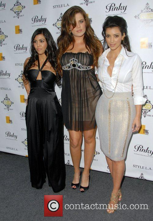 Kourtney Kardashian, Khloe Kardashian and Kim Kardashian TMG...