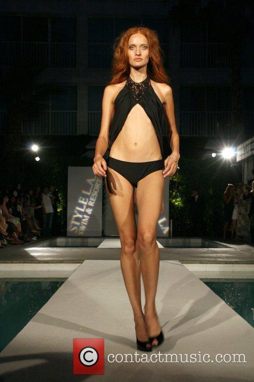 TMG International/ CUUR annual Style LA Runway show,...