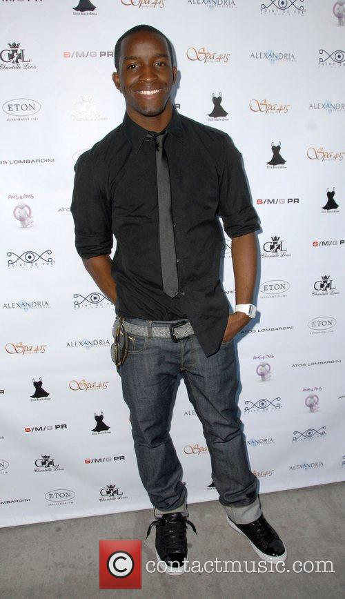 Celebrities at the SMG Style lounge gifting suite...