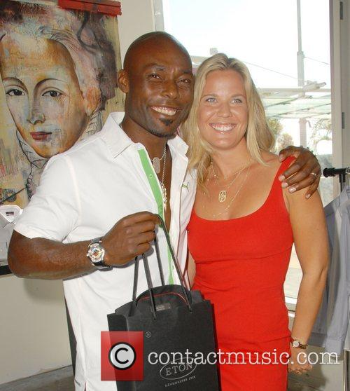 Jimmy Jean-Louis, Guest Celebrities at the SMG Style...