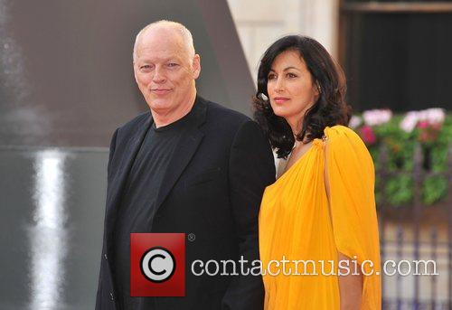David Gilmour and Polly Samson 2