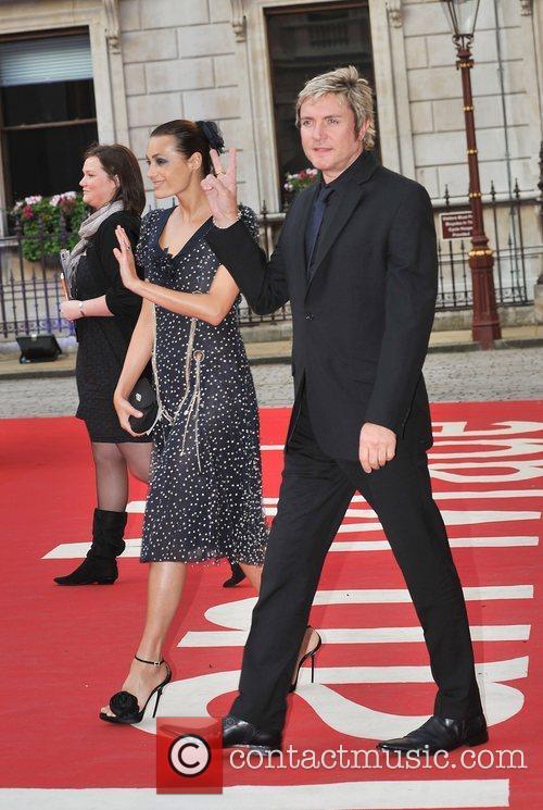 Simon Le Bon and Yasmin Le Bon 3