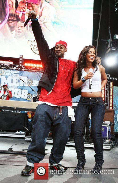 Ghostface Killah and Alicia Keys 4