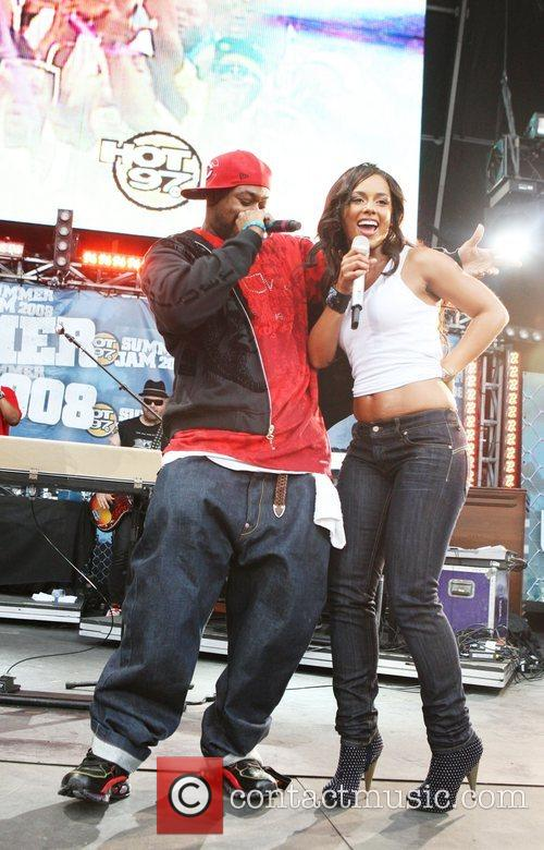 Ghostface Killah and Alicia Keys 2