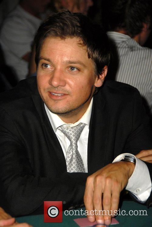 Jeremy Renner Summer nights evening bash and All-In...
