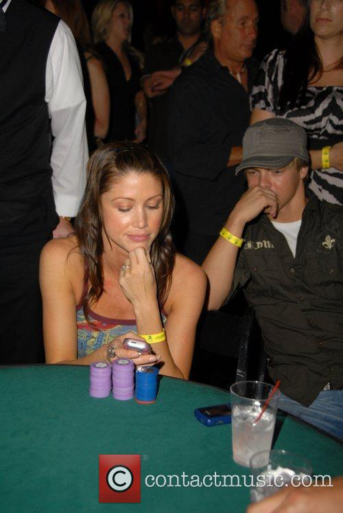 Shannon Elizabeth Summer nights evening bash and All-In...