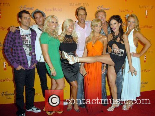 Sunset Tan season 2 premiere celebration, held at...